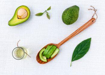 Avocado promote hyaluronic acid