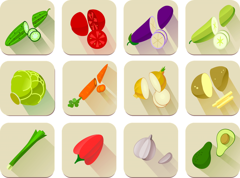 Nutritional Vegetables to eat daily